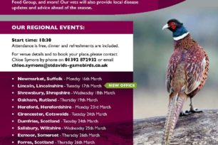 St David's Game Bird Meetings - Spring 2020