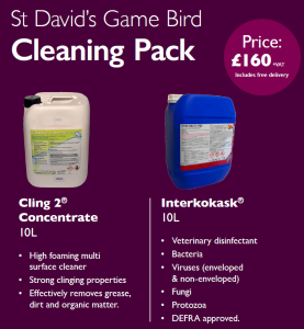 Game Bird Cleaning Products